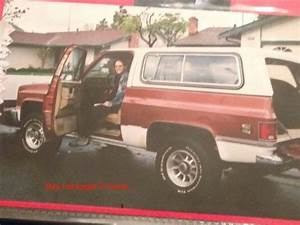 1982 Chevrolet Chevy K5 Blazer 4x4 6 2l Banks Turbo Diesel