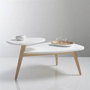 Petite Table Basse Blanche Ides De Dcoration