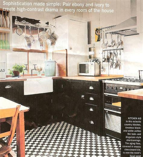 black  cabinets butcher block countertops white