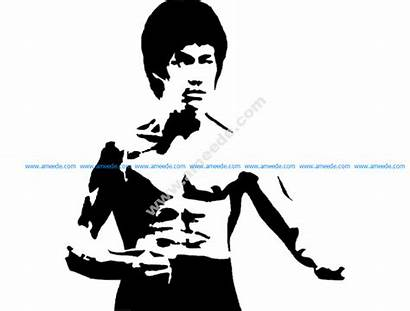 Bruce Lee Dxf Vector 3axis Kd Ameehouse