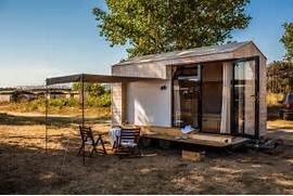 Koleliba Tiny House On Wheels In Bulgaria Home Off Grid The ZEM A Tiny House Powered By Renewable Energy Surviving With Mom In A Tiny House Tiny House Blog Gorgeous Zen Like Tiny House Spans Generations Tiny House For Us