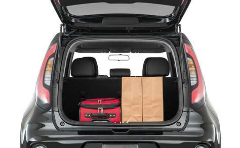 Hatchback Cargo Space Comparison by 2018 Kia Soul Cargo Space Comparison