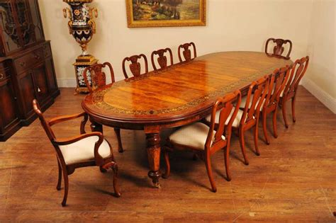 italian dining table sets walnut italian marquetry dining table queen anne chair set