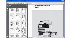 Daf 95xf Workshop Manual