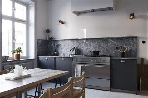 monochrome kitchen inspiration nordic design