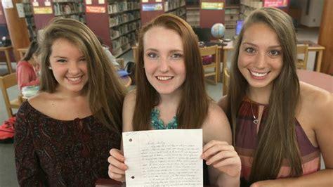James Whitey Bulgers Prison Letter To Three Teenage Girls