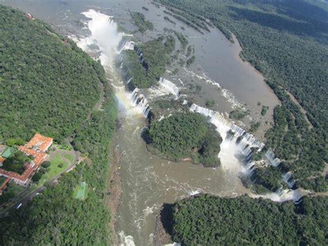 Iguazu Falls Argentina And Brazil Iguassu Falls