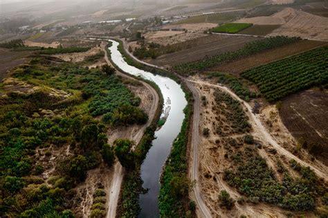 Can The Jordan River Be Saved?