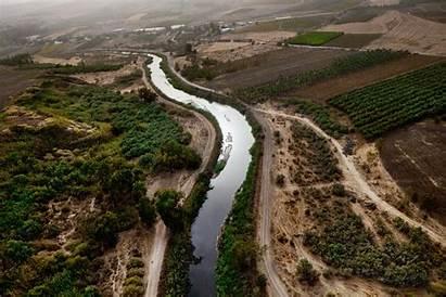 Jordan River Water Sea Biblical Dead Israel