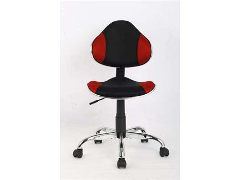 chaises de bureau conforama chaise dactylo jim 2 coloris noir vente de