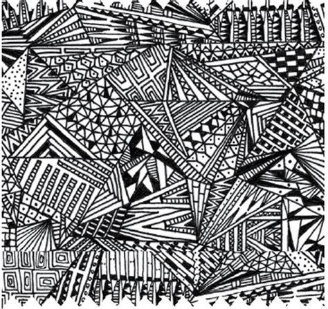 Decadent Doodling Karolina Klinggeometric Patterns Art
