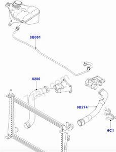 2006 Ford Explorer Heater Hose Diagram