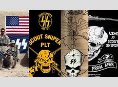 Why Is This Marine Platoon Associated with Nazi Iconography?
