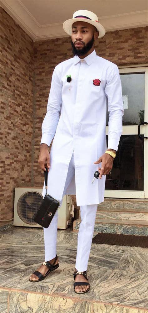 Pin by Debradavis on African Fashion For Men | Nigerian ...