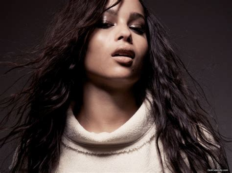 lovely wallpapers zoe kravitz hot  sexy wallpapers