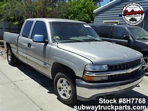 Used Parts 1999 Chevy Silverado 1500 5 3l Z71