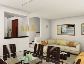 interiores de casas modernas pequenas ideas de