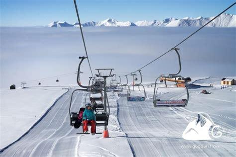 Chairlift Operator Blamed For Georgia's Ski-lift-going