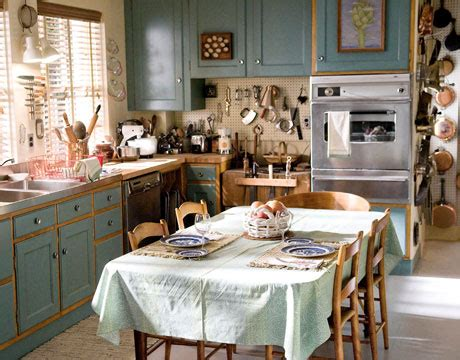 Julia Child's Kitchen Recreated