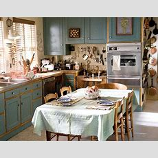 Julia Child's Kitchen Recreated