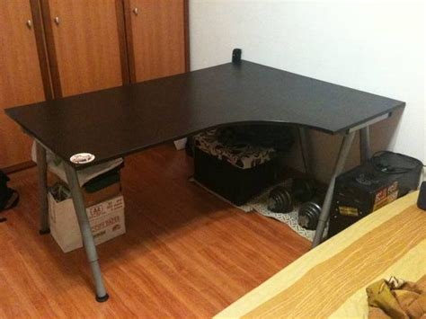ikea galant desk for sale galant ikea l shaped work desk for sale in singapore