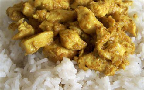 recette poulet au curry pas ch 232 re et simple gt cuisine 201 tudiant