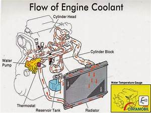 Rawat Sistem Pendingin Mesin  Kurangi Resiko Overheating