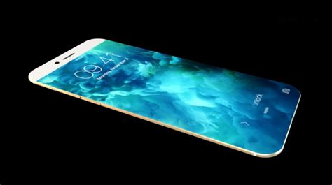 all glass iphone iphone 8 will revolutionary edge to edge wraparound