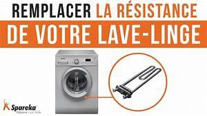Machine A Laver Ne Vidange Plus : comment remplacer la r sistance de votre lave linge youtube ~ Melissatoandfro.com Idées de Décoration