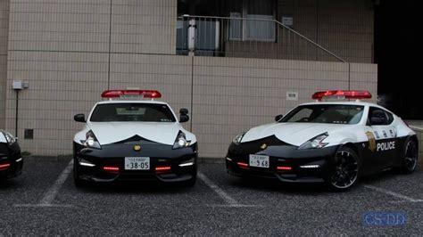 2016 Nissan 370z Nismo Tokyo Police Car