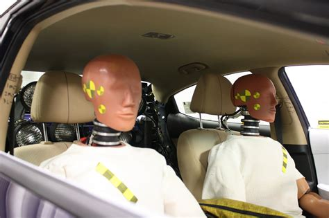 Crash Test Dummies Based On Older Bodies Could Reduce Road