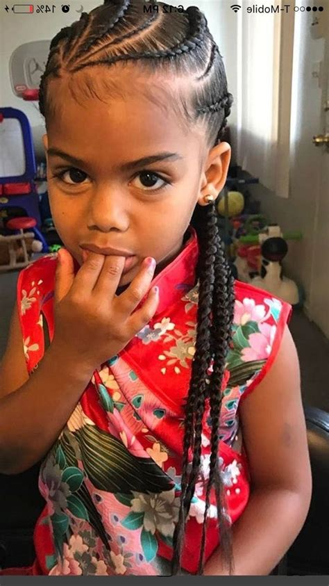 Pictures Of Kid Braided Hairstyles by Braids Hairstyles For Fade Haircut