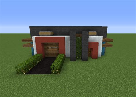 Modernes Haus Minecraft Klein by Small Modern House Grabcraft Your Number One Source