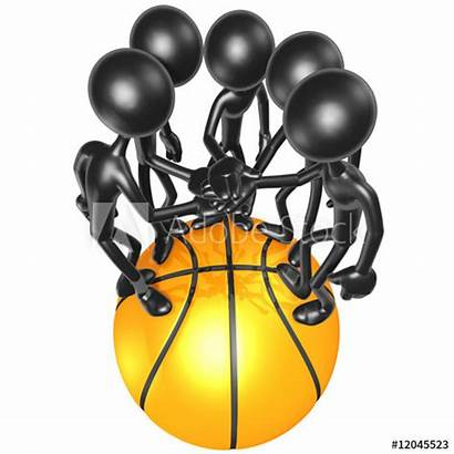 Basketball Clip Team Clipart Illustration Boys Graphics