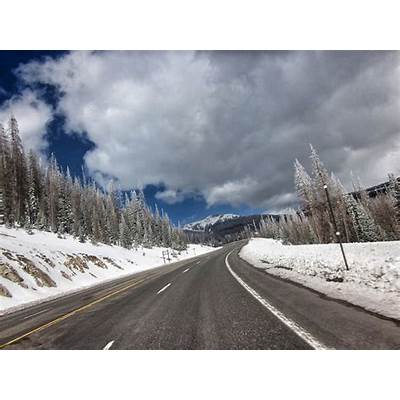 Conquering Wolf Creek Pass Day 7 ~ Motorcycle Philosophy