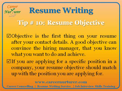 Guidelines For Effective Resume Writing by Guidelines For Writing A Professional Resume Cv Career Counselling Aptitude Test Centre