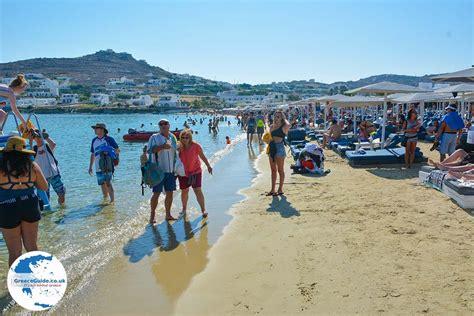 Photos Of Ornos Mykonos Pictures Ornos Greece