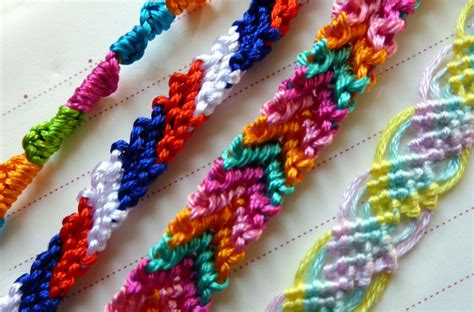 How To Make Friendship Bracelets  Hobbycraft Blog. Single Rings. Crescent Necklace. Edison Pendant. 1 Carat Center Stone Engagement Rings. Glod Chains. Conflict Diamond. Clasp Bangles. Titanium Pendant