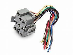 Opr Mustang Headlight Switch Repair Harness 87285  94-04 All