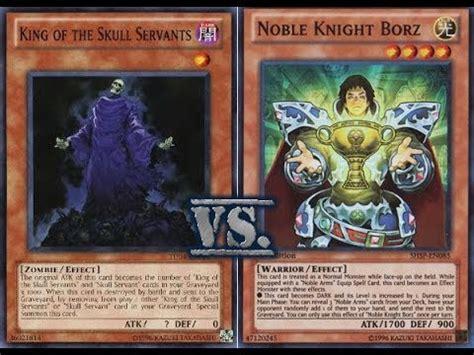 skull servant deck yugioh yugioh skull servants vs noble october 2013
