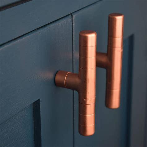 copper pull  shaped  ridging detail  proper copper