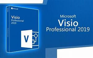 Buy Microsoft Visio Professional 2019 Software Pc