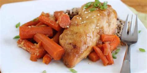cuisiner un poulet entier poulet entier aux carottes cookeo recette cookeo