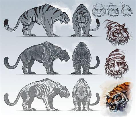 animal blueprint model sheet character model sheet