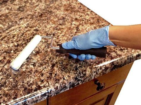 laminate countertop paint how to paint laminate kitchen countertops diy
