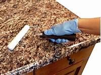 laminate countertop paint How to Paint Laminate Kitchen Countertops | DIY