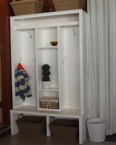entry way cabinet white entryway mudroom cabinet diy projects