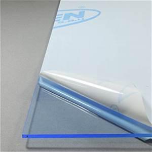 Fluorescent blue acrylic sheet