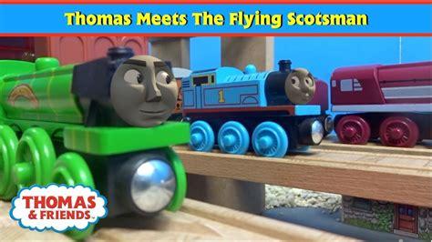 Thomas Meets The Flying Scotsman