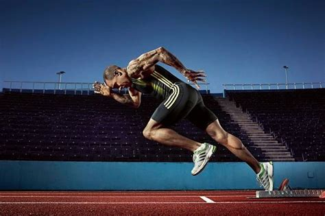 Sprint Image by Why Sprinters Are Muscular And Endurance Runners Are Thin
